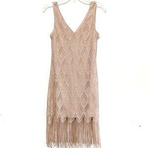 As U Wish Dresses - NWOT Sparkly flapper dress 💖